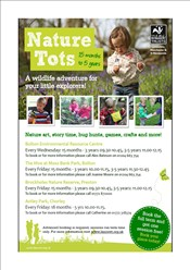 Nature Tots in Bolton!