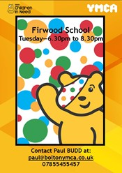 Children In Need project