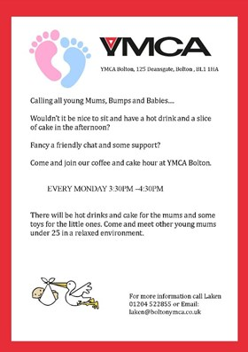 Young Mums, Bumps and Babies Group