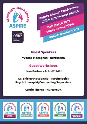 What's on in Bolton - Aspire Annual Conference 2019 - Children's