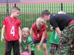 Military Fitness for kids