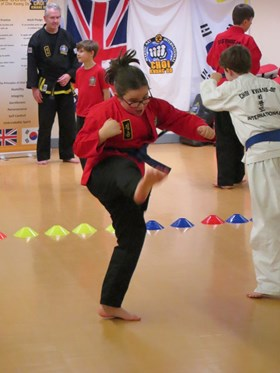 Martial arts classes for all ages and all abilities - beginners welcome